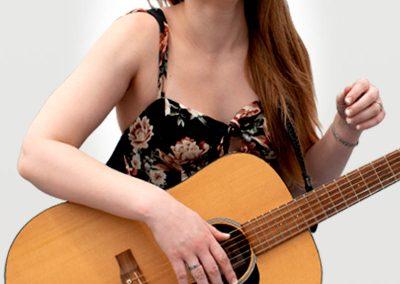 Kendal Renee with Guitar